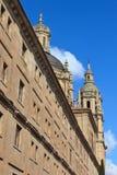 L'università cattolica di Salamanca Fotografia Stock