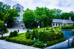 L'università della donna di Ewha - università privata del ` s delle donne a Seoul fotografia stock
