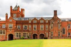 L'università della regina Belfast, Irlanda del Nord fotografia stock