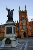 L'università delle regine Belfast immagine stock libera da diritti