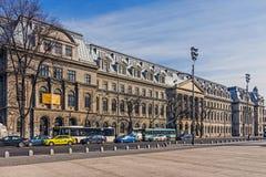 L'université de Bucarest Image stock