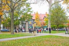 L'Université de Princeton est Ivy League University privée dans le New Jersey, Etats-Unis Image stock