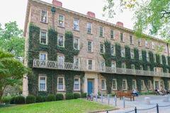 L'Université de Princeton est Ivy League University privée dans le New Jersey, Etats-Unis Photographie stock