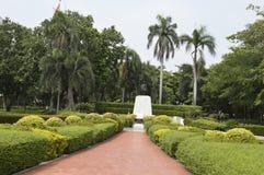 L'université de technologie des mongkut de roi le thonburi en Thaïlande Photographie stock libre de droits