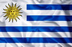 l'uruguay illustration stock