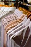 L'usure formelle des longs hommes de chemise photos libres de droits