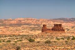 l'Utah Photographie stock libre de droits