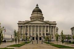 L'Utah Campidoglio Fotografie Stock