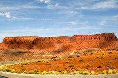 L'Utah del sud Immagini Stock