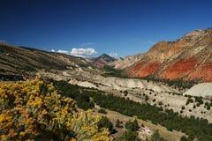 l'Utah du nord-est Photos libres de droits