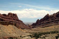 L'Utah scenico Immagini Stock Libere da Diritti