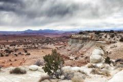L'Utah trascura Fotografie Stock