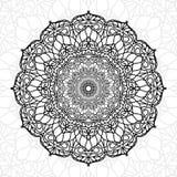 L'utilisation unique de texture de mandala de résumé pour l'élément d'impression et de décor de papier peint, kareem de Ramadan,  illustration libre de droits