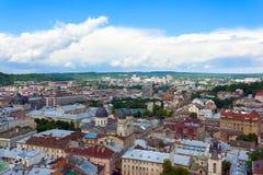 L'viv city Stock Images