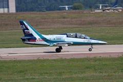 l39 αεροπλάνο Στοκ φωτογραφίες με δικαίωμα ελεύθερης χρήσης