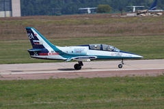 L39 plane Royalty Free Stock Photos