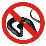 l5At inga ormar Arkivbild