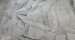 Laço abstrato do projeto do volume do fundo dos blocos de cimento ilustração stock