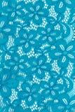 Laço azul como um fundo Foto de Stock