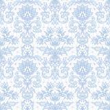 Laço azul sem emenda Imagens de Stock