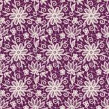 Laço branco sem emenda Imagem de Stock Royalty Free