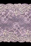 Laço cor-de-rosa Imagem de Stock