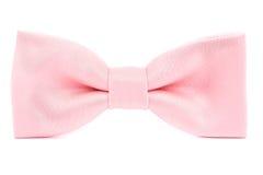 Laço cor-de-rosa isolado Fotografia de Stock