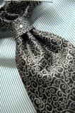 Laço da cópia da camisa listrada Imagem de Stock