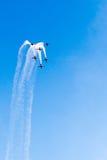 Laço de laço por seis aviões Imagens de Stock