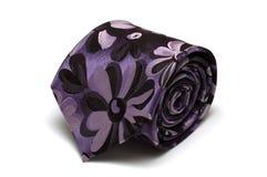Laço do Lilac twirled na espiral Imagens de Stock Royalty Free
