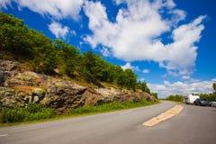 Laço do parque nacional do Acadia Imagens de Stock