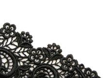 Laço preto imagens de stock royalty free