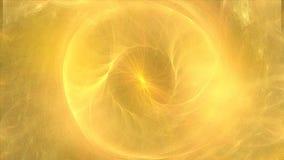 Laço sem emenda do fractal abstrato, metragem conservada em estoque ilustração do vetor