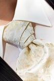 Laço Wedding fotografia de stock royalty free