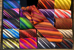 Laços coloridos Fotografia de Stock
