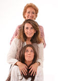 Laços das mulheres Fotos de Stock Royalty Free