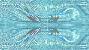 Laços dos gráficos do movimento video estoque