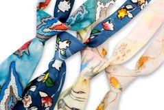 Laços pintados costume Imagens de Stock