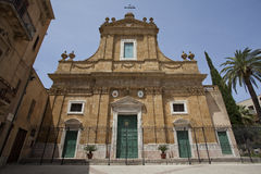 La大教堂圣塔玛丽亚Assunta 免版税库存照片