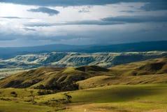 La山脉 库存图片