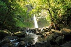La福尔图纳瀑布 免版税库存图片