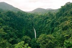 La福尔图纳瀑布 库存图片