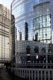 La防御办公楼通入在巴黎商业区法国 免版税库存照片