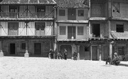 LA â l'agosto 1979 di ALBERCA, SALAMANCA, SPAGNA Fotografie Stock Libere da Diritti