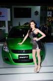 La 30ème expo internationale de moteur de la Thaïlande Images stock