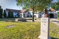 La 1ère deuxième guerre mondiale de mémorial Image libre de droits