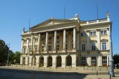 La ópera de Wroclaw Imágenes de archivo libres de regalías