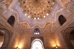 la Испания alhambra granada Стоковые Изображения