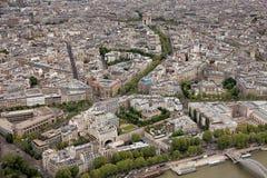 la штольни бинокля монетки de fayette Франции высокий работал над paris вверх по взгляду Стоковая Фотография