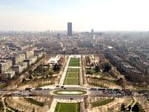 la штольни бинокля монетки de fayette Франции высокий работал над paris вверх по взгляду Стоковое Фото